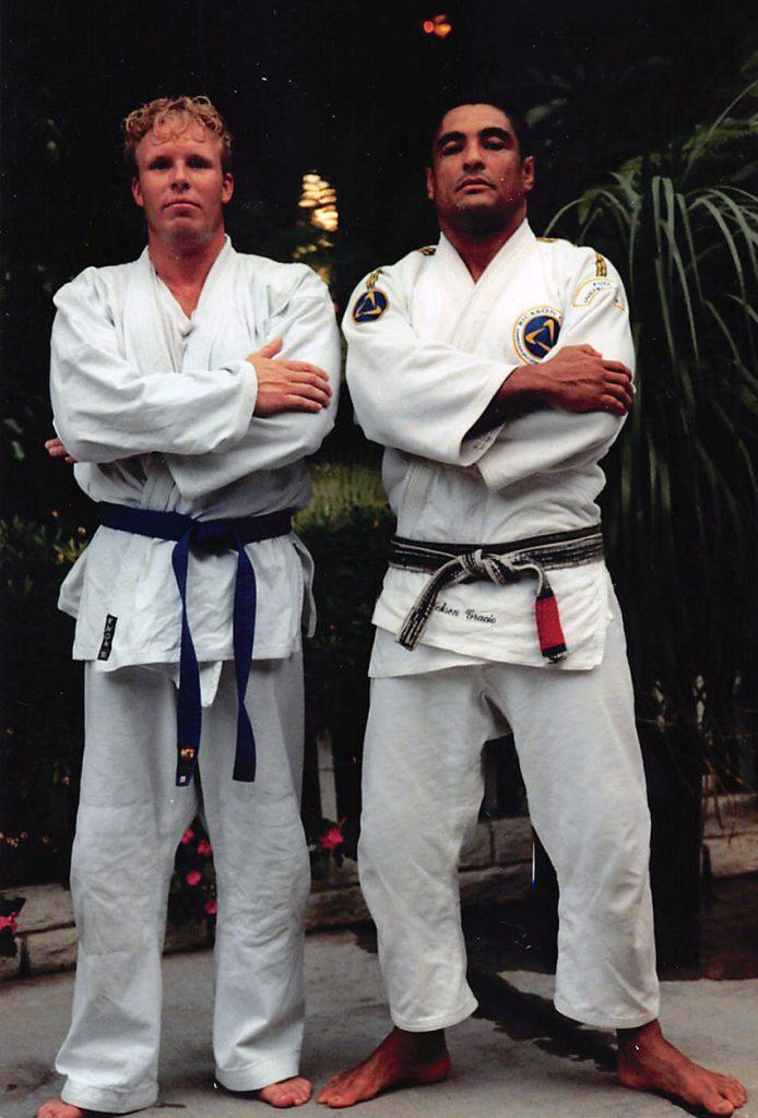 RIckson-Gracie_1996_harold-harder_brazilaans-jiu-jitsu_egjjf_self-defense_zelfverdediging_venlo